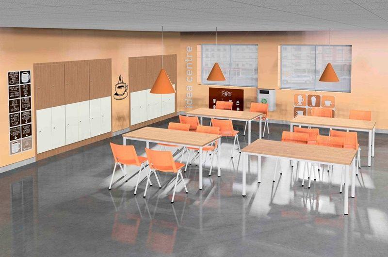 Mesa para aula