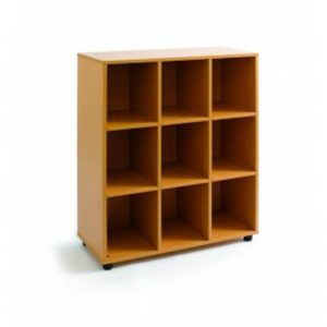 Mueble casillero