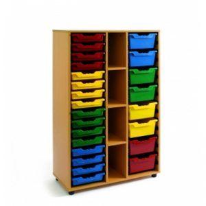 armario casillero gavetero