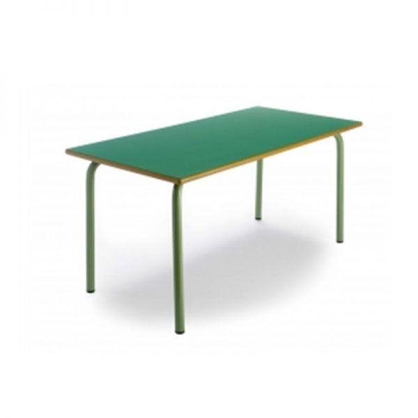 Mesa infantil rectangular