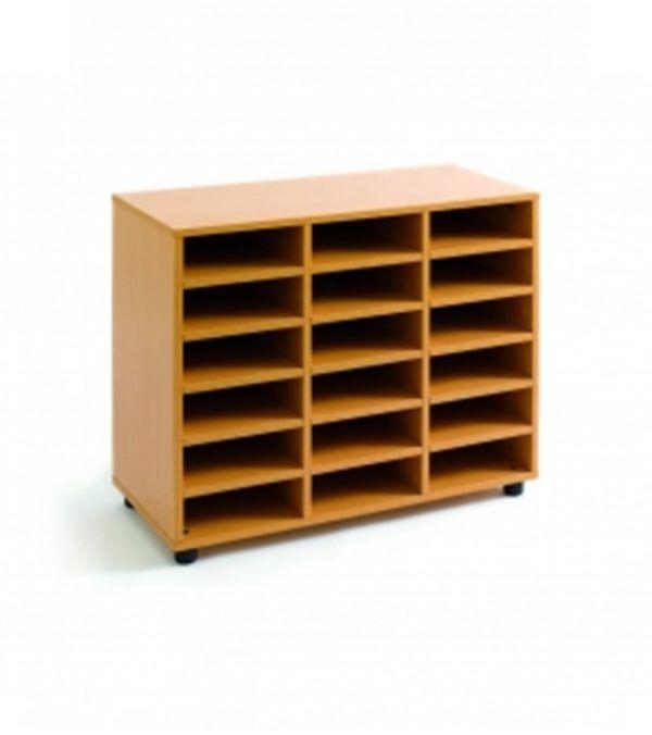 Mueble para aulas