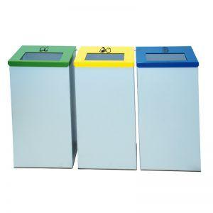 Papelera para reciclaje