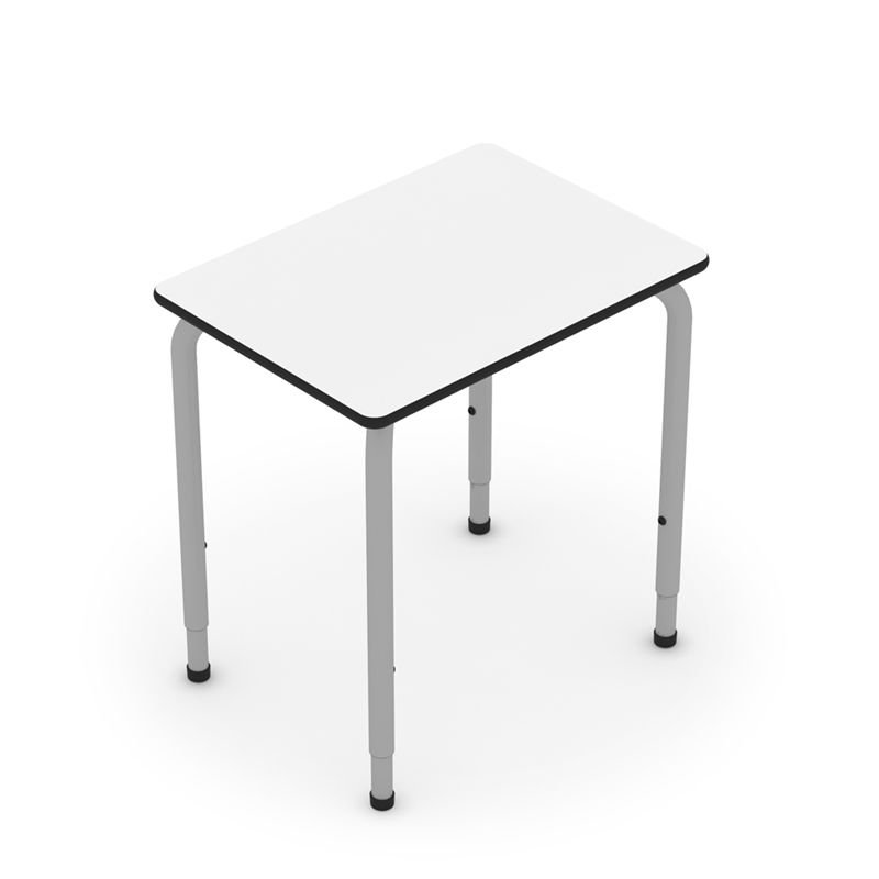 Mesa Colaborativa Square. Mobiliario para aulas y oficinas. Aulamobel