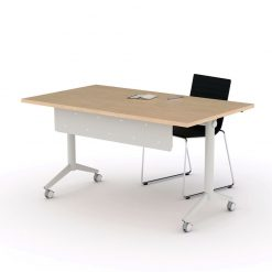 Mesa para oficina abatible