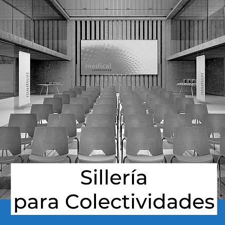 mobiliario de aula para colectividades
